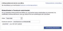honlapkészítés, weblapkészítés, facebook egyedi url, egyedi link facebook oldalnak