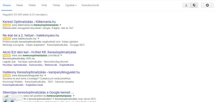 Google hirdetés változások, Google AdWords változások, 4 AdWords hirdetés, 4 Google AdWords hirdetés, keresőoptimalizálás