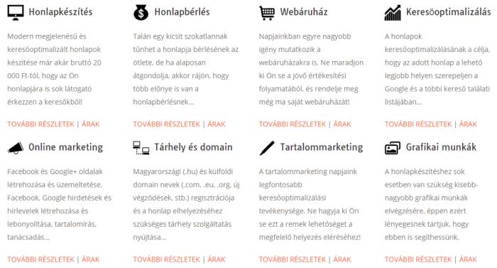 ikonkészletek, honlapkészítés, honlapkészítés Pécs, weblap készítés, weblap készítés Pécs