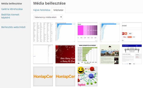 wordpress, wordpress kézikönyv, honlapkészítés Pécs, weblapkészítés Pécs