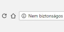 nem biztonságos oldal, SSL tanúsítvány, HTTPS, honlap készítés, honlapkészítés, honlap készítés Pécs, honlapkészítés Pécs